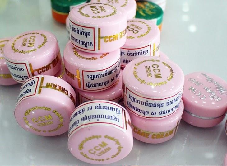 kem trị nám Thái Lan
